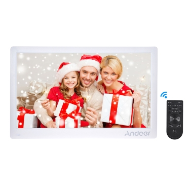 Andoer 17 Zoll 1920 * 1080 HD Digital Photo Frame