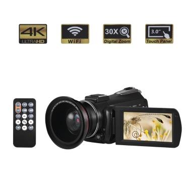 Andoer AC3 4K UHD 24MP Digitale Videokamera