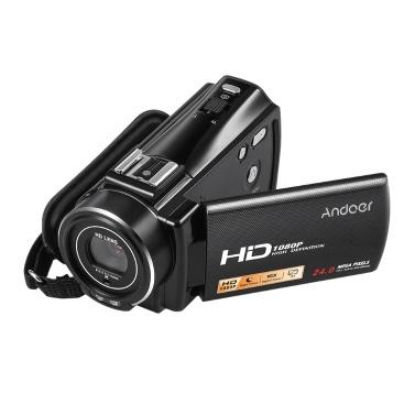 Andoer HDV-V7 PLUS Tragbare digitale Videokamera