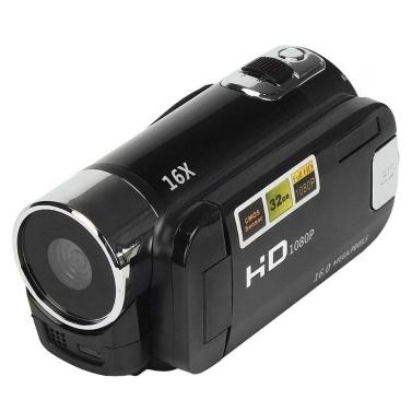 Câmera Digital para Uso Doméstico Viagem DV Cam