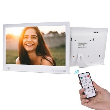 Andoer 11.6 Inch HD IPS Widescreen Digital Picture Frame Digital Photo Album