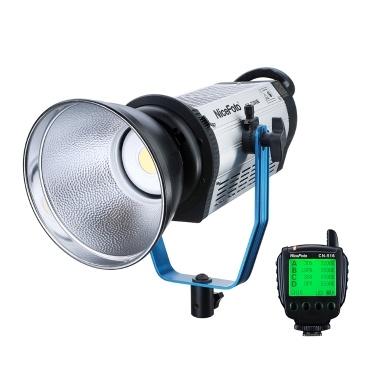 NiceFoto HA-2300B 230W Professional 5500K Tageslicht COB-LED-Videoleuchte