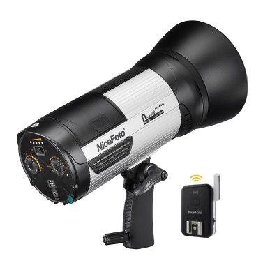 NiceFoto N-Flash 400 400Ws Wireless Studio Strobe Flash Light