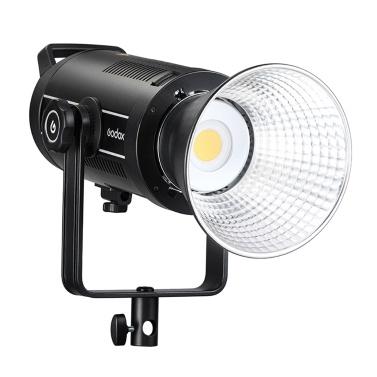 Godox SL150II 150W LED-Videoleuchte 5600K mit Tageslichtausgleich für Bowens