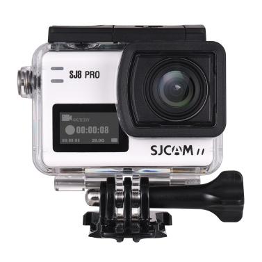 SJCAM SJ8 PRO Action Kamera 4 Karat / 60 FPS WiFi Sport Cam