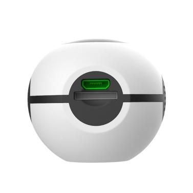 Mini-Smart-Überwachungskamera mit WiFi-Kamera HD 1080P