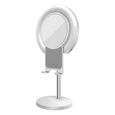 LED Ring Light Desktop Makeup Lighting