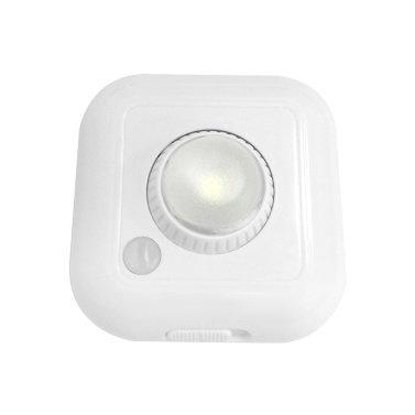 LED Bewegungssensor Lichter Schrank Schrank Lampe Nachtlicht Einstellbare Helligkeit Beleuchtungswinkel