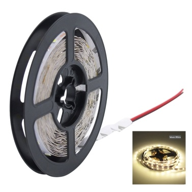 DC 12V LED 5M 3528 300 LEDs Strip Lights Flexible LED Night Light