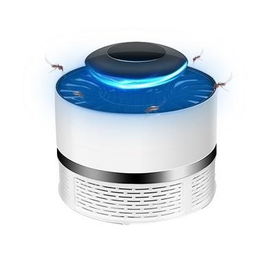 Haushaltsmückenmörderlampe Einatmen Mückenfallenlampe Elektrische Insektenfliegen Zapper LED-Fallenlampe