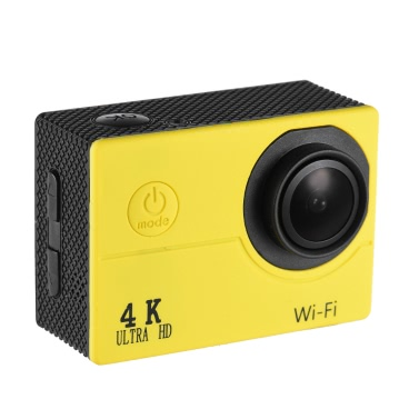 "80% OFF 2"" LCD V3 4K 30fps 16MP WiFi Action Camera,limited offer $19.79"