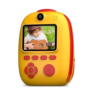 Kleine digitale Kinderkamera für Mädchen und Jungen Sofortdruckkameras
