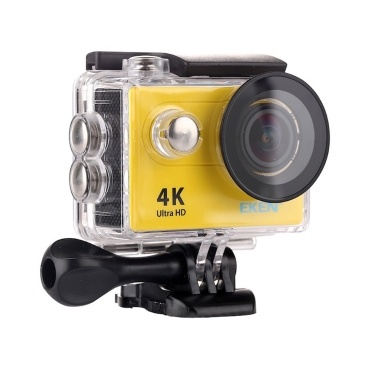 Tragbare Action-Kamera EKEN H9R 4K Leichte Mini-Camcorder Wasserdichte Sportkamera
