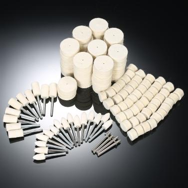 Polierscheiben-Polierwerkzeuge des Schleifscheiben-129pcs