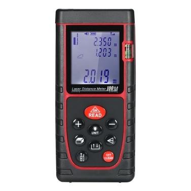 Entfernungsmesser Entfernungsmesser Handheld Laser Entfernungsmesser Digitaler Mini-Entfernungsmesser Entfernungsmesser