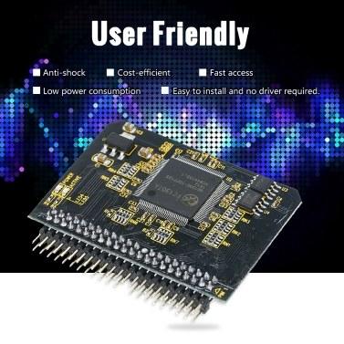 SD SDHC SDXC MMC Speicherkarte auf 2,5