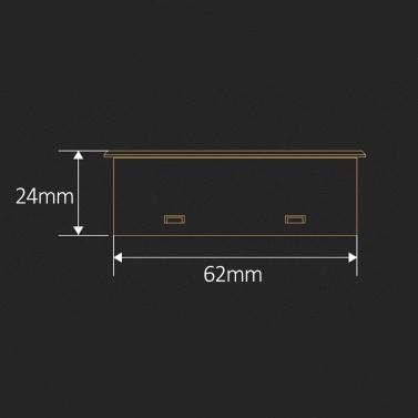 AC 80-260 V 100A Digitalanzeige Meter Voltmeter Amperemeter Power Energy Gauge
