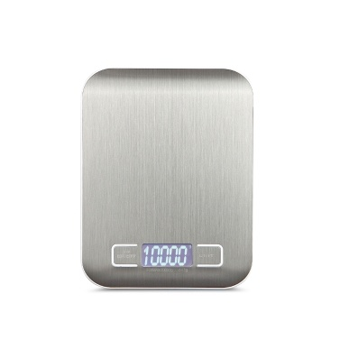 Portable Digital Scale Mini Digital Kitchen Scale Professional Accurate Electronic Scale Precision Balance 5kg*1g DH-2012