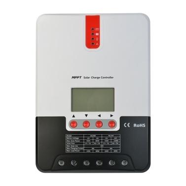 EPEVER 20A 12V / 24V MPPT Solarladeregler Batterieregler mit LCD-Anzeige