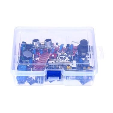 40-teiliges Sensorkit Kompatibel mit dem 40-in-1-Sensormodul-Kit von Arduino Starter