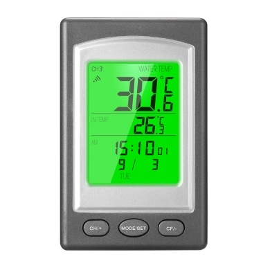 Floatings The-rmometer Wireless Swimming Pool The-rmometer Water Ther-mometer Water Meter