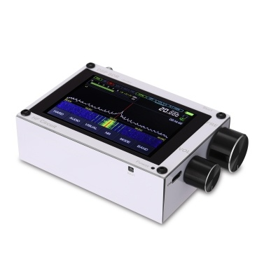 50kHz-200MHz 3.5 Inch Touching IPS Display Screen SDR Receiver HAM Software Defined Radios Malachite DSP Software Defined Radio
