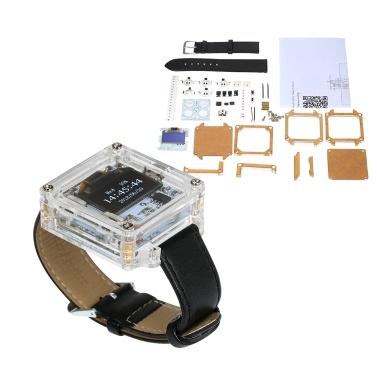 DIY LED Digital Rohr elektronische Uhr DIY Kit