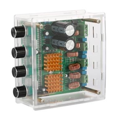 BT 4.2 Digital 2.1 Class D HIFI Power Amplifier Board Supper Bass Module