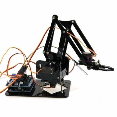 46% OFF WIFI Control DIY Robot Hand Mech
