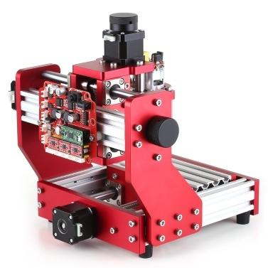 Mini CNC Router 1310 CNC Metal Engraving Milling Machine Kit PCB Wood Milling Laser Machine Engraver with ER11 Collet
