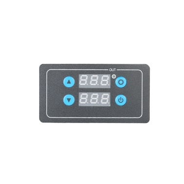 DC5V Delay Relay Module Digital Timer Relay Board Dual Time Display Adjustable Timing Relay Swich Support Time Cycle