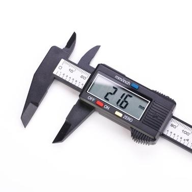 Strumento elettronico micrometro calibro a corsoio digitale da 6 mm 150 mm