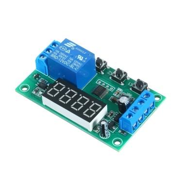 220-V-Wechselstrom-Erkennungsmodul Stromsensor Elektrischer Stromwandler Stromerkennungsplatine Relais EIN / AUS Steuermodul Stromwandler Wechselstrom-Überstromschutzmodulplatte mit Gegeninduktor