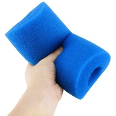 Waschbare wiederverwendbare Schwimmbadfilter-Schaumschwammpatrone für Intex Typ A.