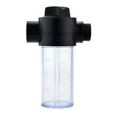 Hochdrucksprühgerät + 7,5 m Schlauchrohr + Metallanschlüsse + Schaumflaschenset Autowaschreinigung Gartenpflanzenbewässerung
