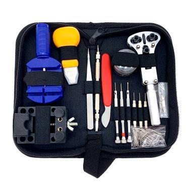 144Pcs/Set Watch Repair Tool Kit