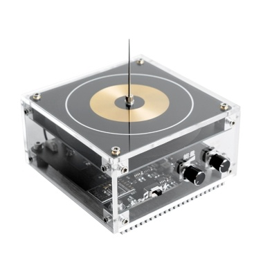 多機能エレクトロニクスオーディオミュージックテスラコイルモジュールプラズマスピーカーサウンドソリッドサイエンスBT付き実験玩具