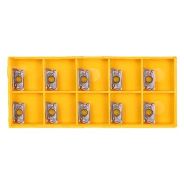 10 teile / schachtel A0MT123608PEER-M VP15TF AOMT123608 Hartmetall Einsätze CNC Messer Fräswerkzeug
