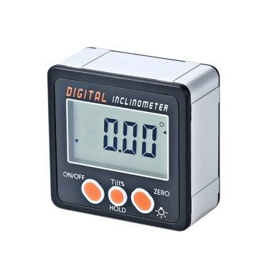 Digitaler Neigungsmesser 0-360 ° Elektronischer Winkelmesser