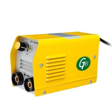 Tragbare Haushalts Mini Elektrische Schweißmaschine IGBT DC Inverter ARC MMA Stick Schweißer ZX7-200 220 V