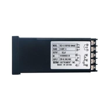PID Digitaler Temperaturregler REX-C100FK02-M * AN Relaisausgang vom Typ 0 bis 400 ° CK (100-240 V DK kurz)
