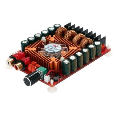 TDA7498E 2*160W Dual Channel Audio Stereo Digital Amplifier Board