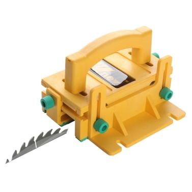 Seghe da tavolo con impugnatura di sicurezza 3D Slitta per strumenti di protezione da lavoro per lavorazione del legno Touter Strumento per assistente in legno
