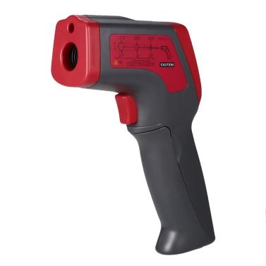 UYIGAO UA450 -50~450u00b0C 12:1 Handheld Non-contact Digital LCD Infrared IR Thermometer Temperature Tester Pyrometer Backlight