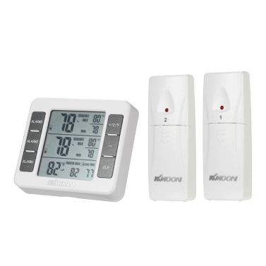 KKmoon Mini LCD Digital Thermometer Temperaturmesser