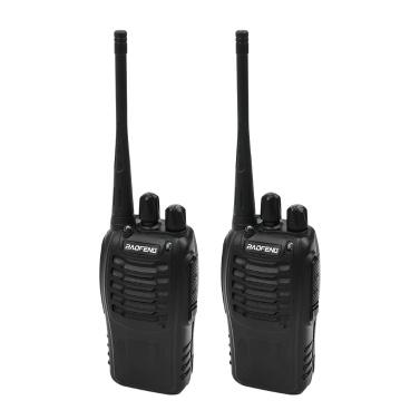 BAOFENG Walkie-Talkie BF-888S Tragbares Funkgerät
