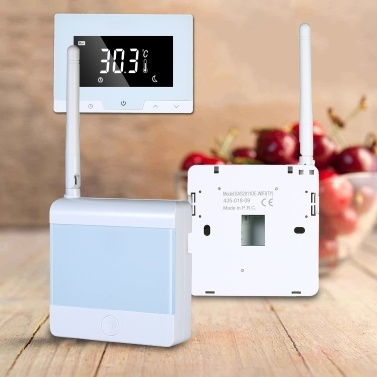 Wireless Smart Thermostat Programmable Thermoregulator APP Voice Remote Control
