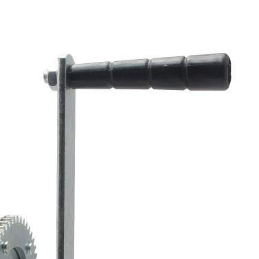 600lb Stahlseil Handkurbel Kurbelwinde ATV Bootsanhänger Heavy Duty