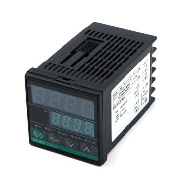 REX-CH102FK02-MV * ABN Intelligente Temperaturregler-Digitalanzeige 0-400 ℃ Relais- / SSR-Ausgang vom Typ K.