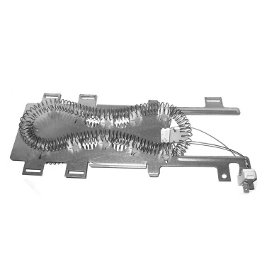 8544771 Hair Dryer Heating Element With 279973 Hot Melt Breaker And Thermostat Suit Applicable For Whirlpool Kenmore Maytag Hair Dryer